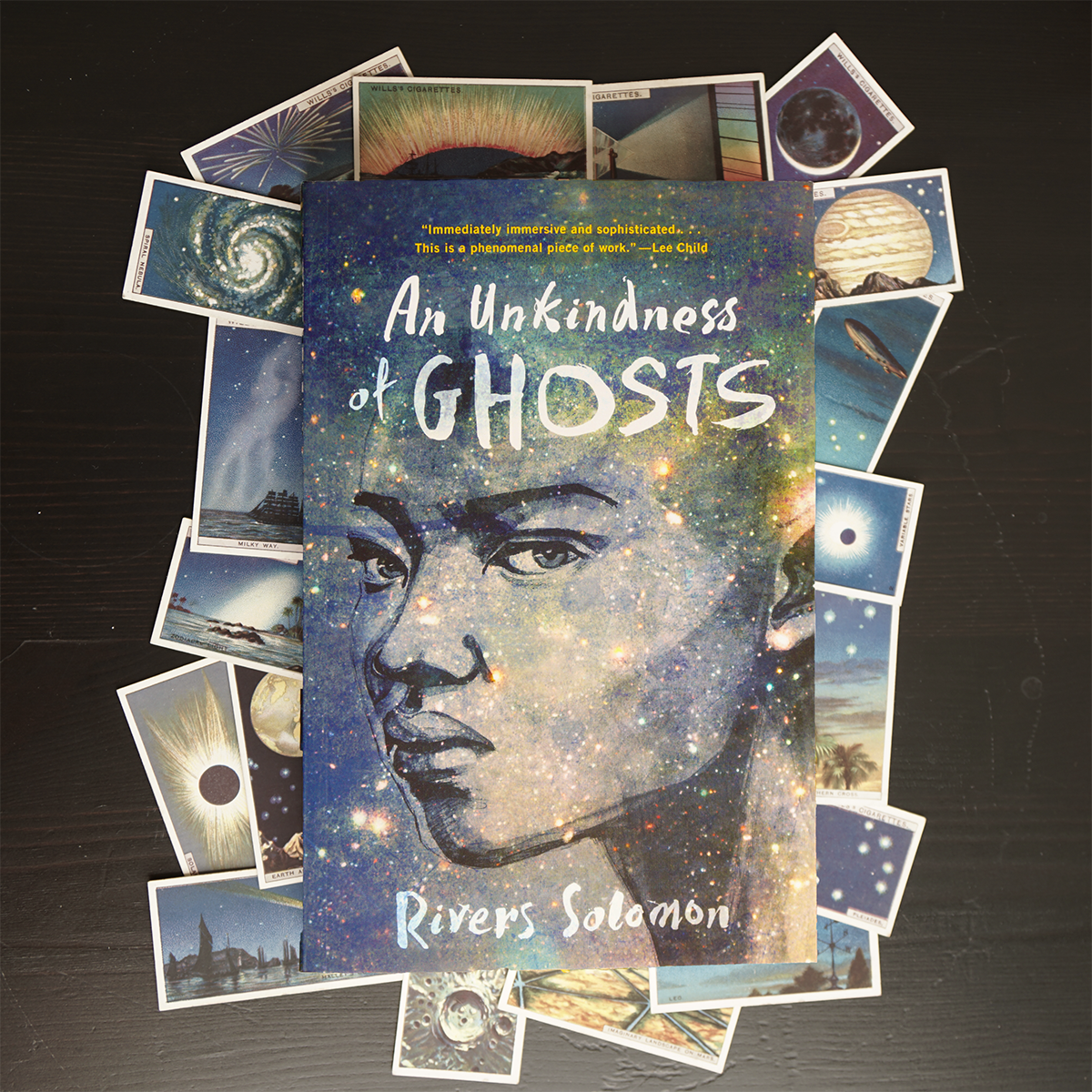 Book Review: Rivers Solomon's _An Unkindness of Ghosts_