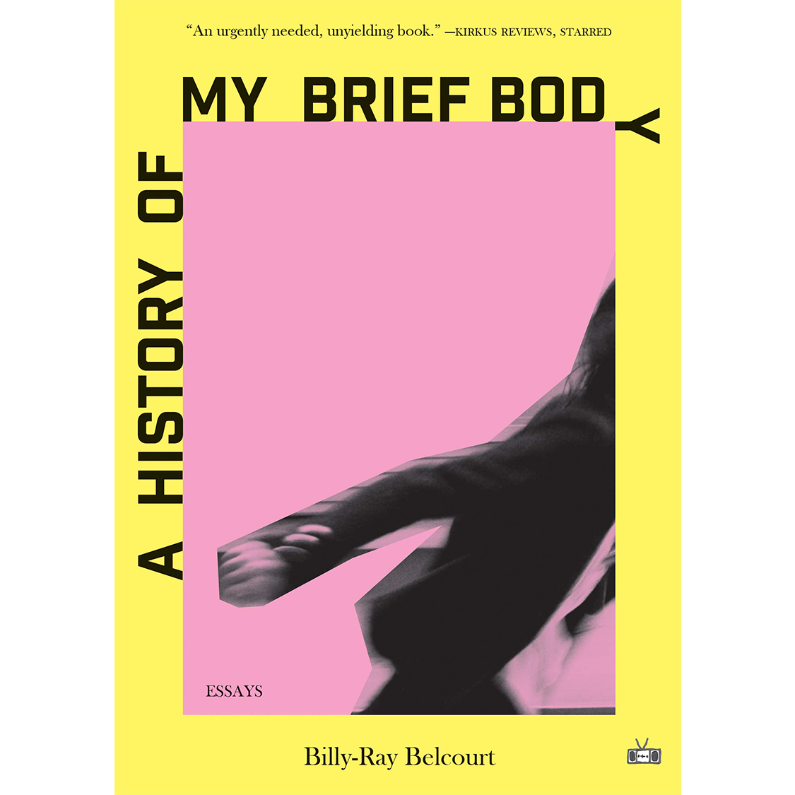 Book Review: Billy-Ray Belcourt's _A History of My Brief Body_