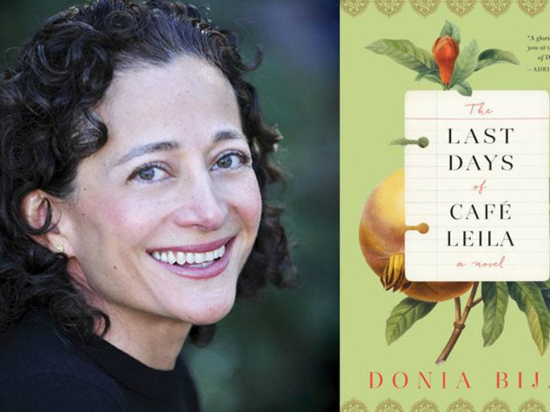 Book Review: Donia Bijan's The Last Days of Café Leila