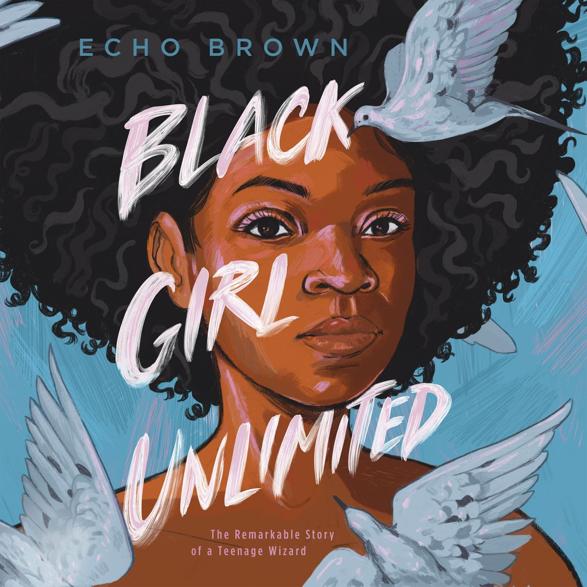 Book Review: Echo Brown's _Black Girl Unlimited_