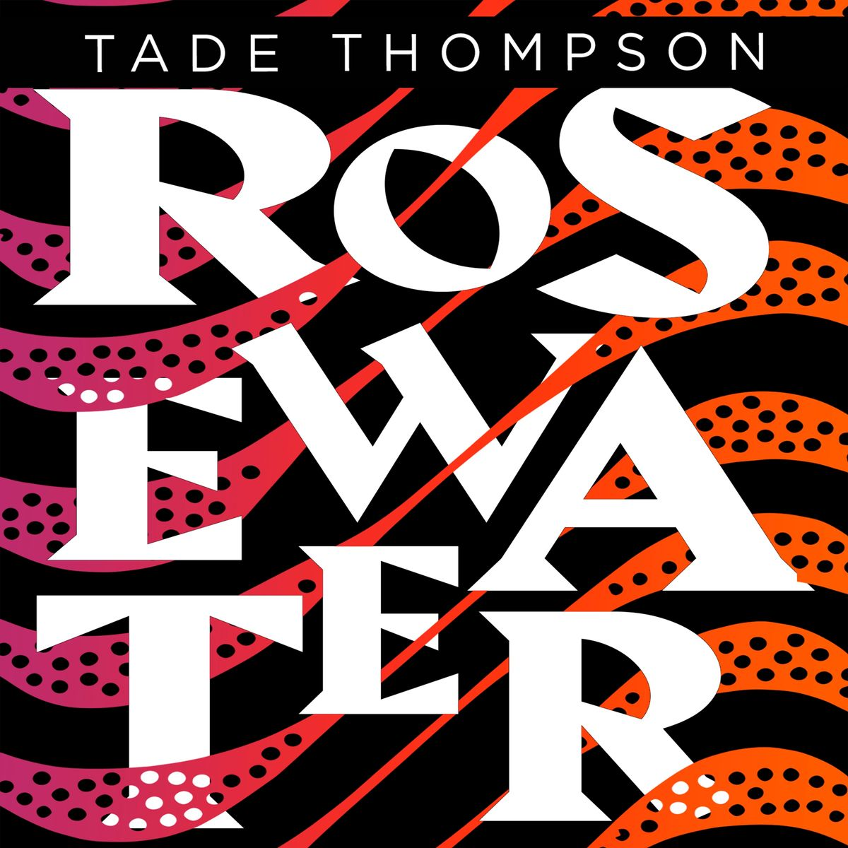Book Review: Tade Thompson's Rosewater