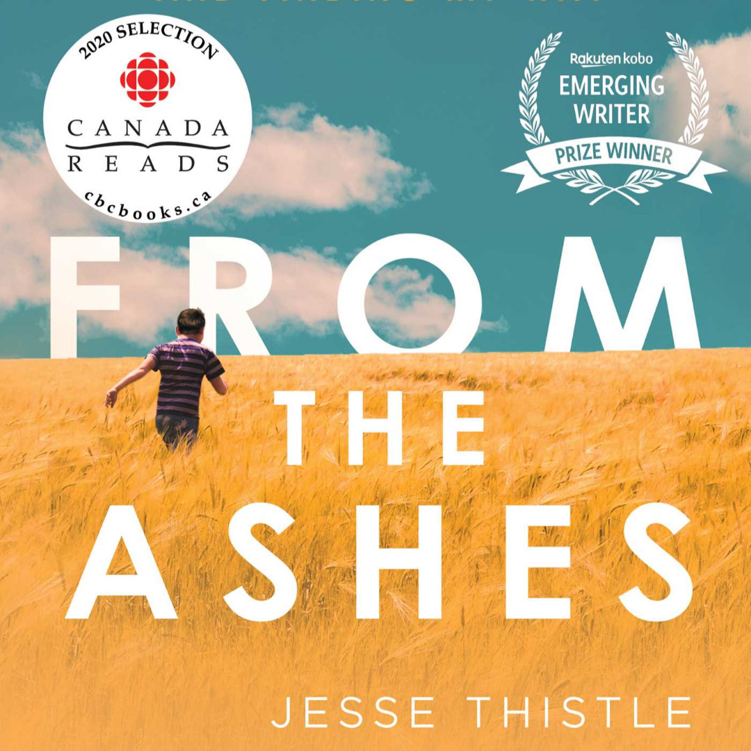 Book Review: Jesse Thistle's _From the Ashes_