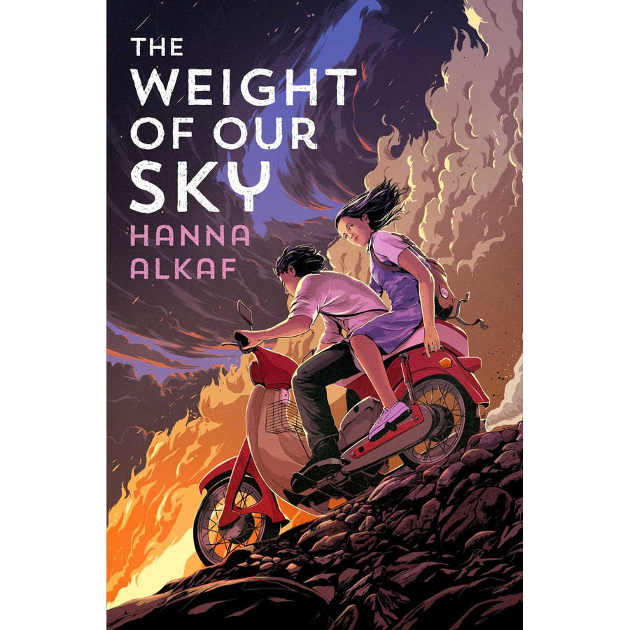 Book Review: Hanna Alkaf's _The Weight of Our Sky_