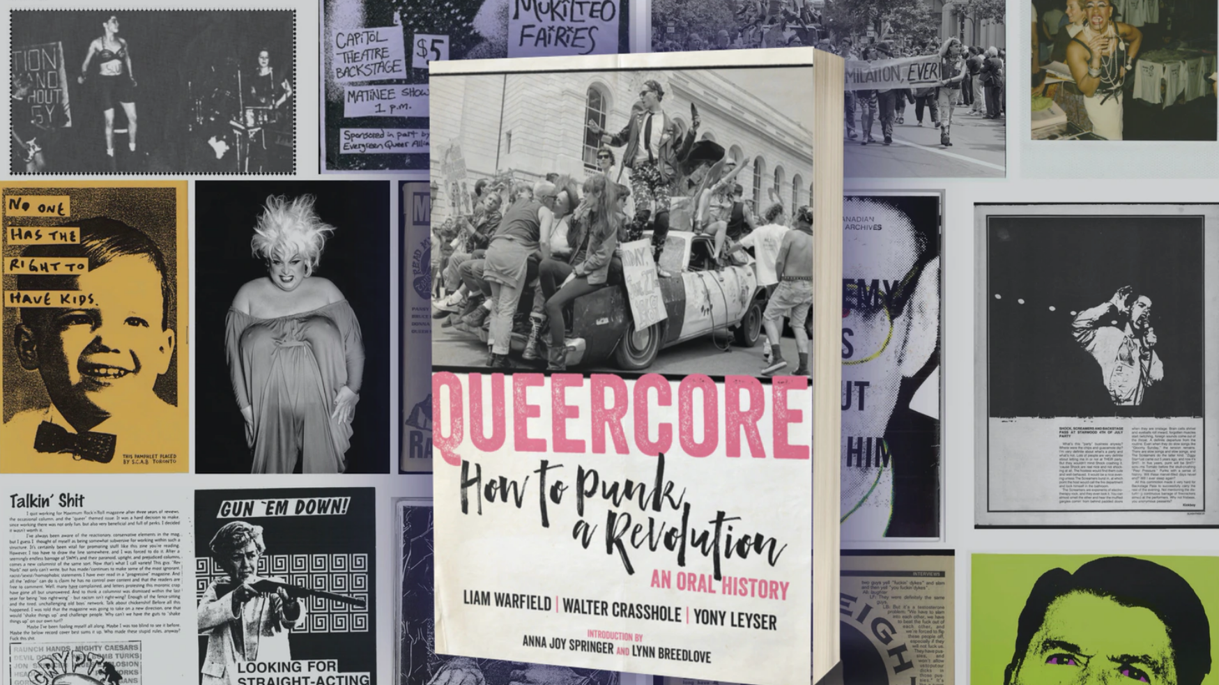 Book Review: _Queercore: How to Punk a Revolution_