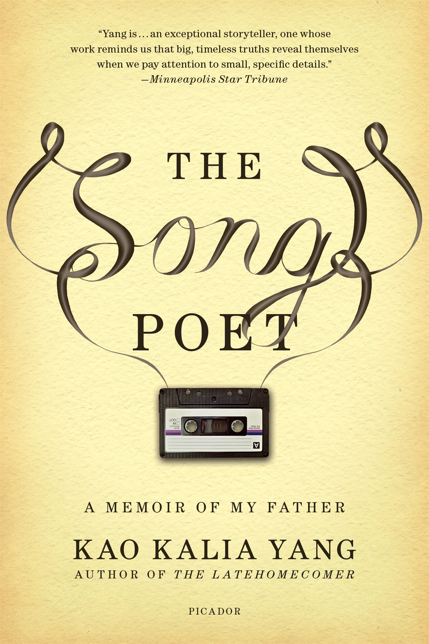 Book Review: Kao Kalia Yang's _The Song Poet_